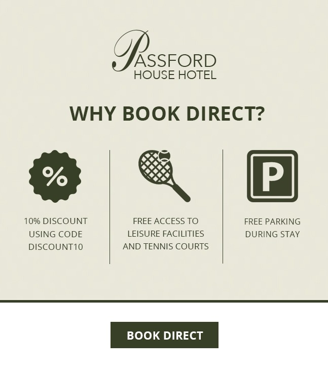 Passford House Hotel Direct